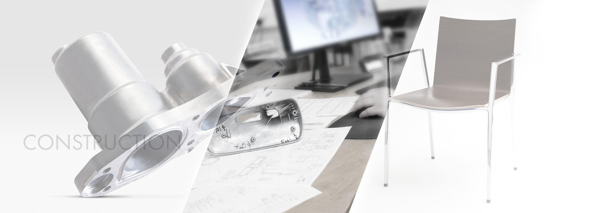Designing aluminium details