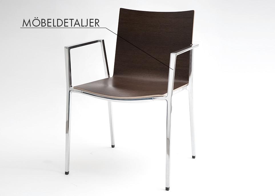 Möbeldetaljer - Gjutning och pressgjutning - Nyströms Pressgjuteri
