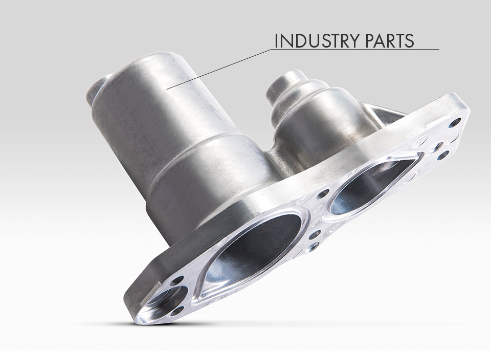 Industry parts - Casting and die casting in aluminium - Nyströms Diecasting