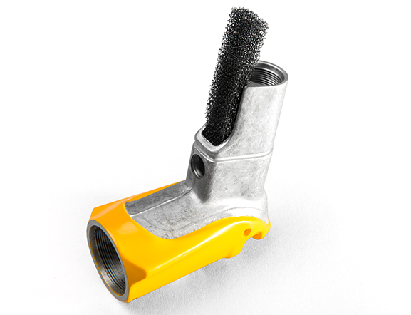 Ytbehandlingar - Förutom pressgjutning i aluminium tar vi hand om efterbehandling såsom borrning, gängning, slipning, polering och ytbehandling.